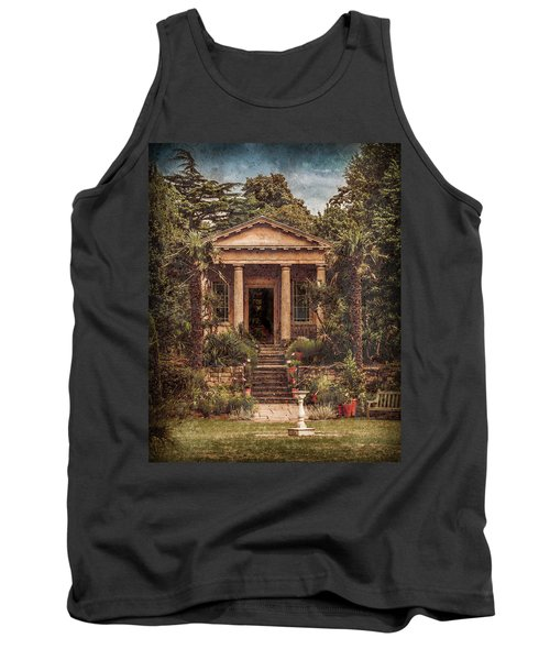 Kew Gardens, England - King William's Temple Tank Top