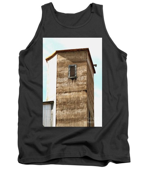 Tank Top featuring the photograph Kingscote Dungeon by Stephen Mitchell