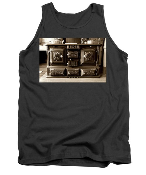 Tank Top featuring the photograph Kitchener by Greg Fortier