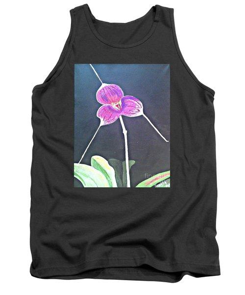 Kite Orchid Tank Top by Francine Heykoop