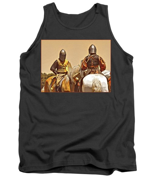 Knight's Conference Tank Top