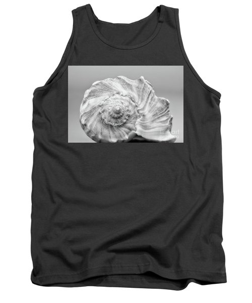 Tank Top featuring the photograph Knobbed Whelk by Benanne Stiens