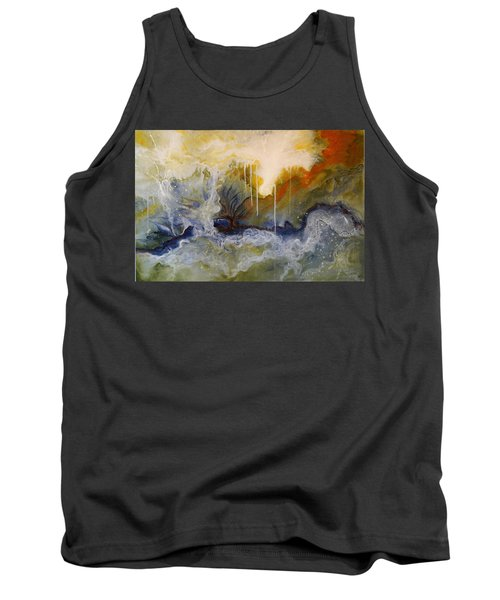 Knowing Tank Top by Theresa Marie Johnson