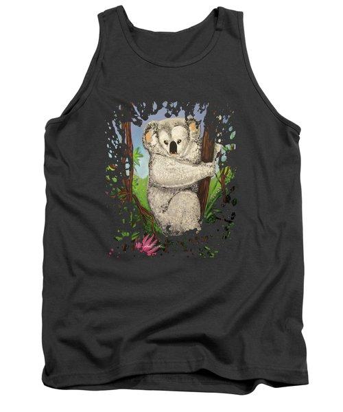 Koala Tank Top by Adam Santana