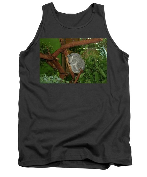 Tank Top featuring the photograph Koala by Cathy Harper