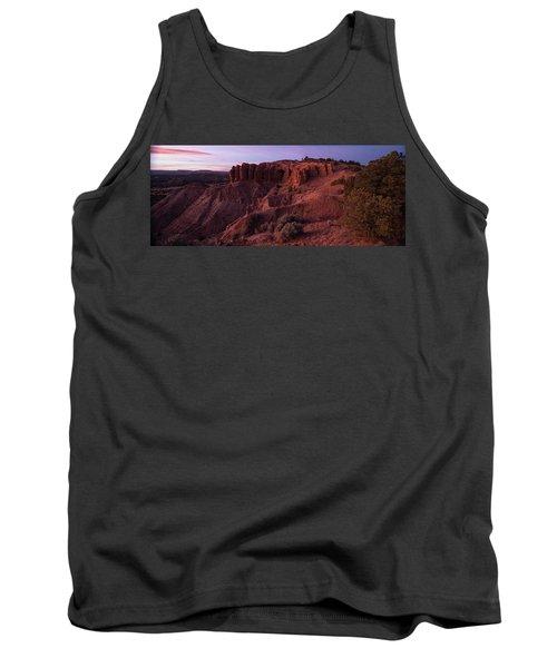 Kodachrome Basin State Park Utah Sunset Tank Top