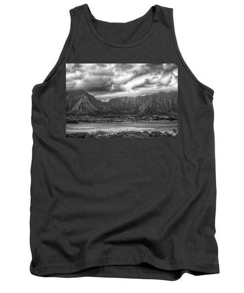Ko'olau And H-3 Tank Top