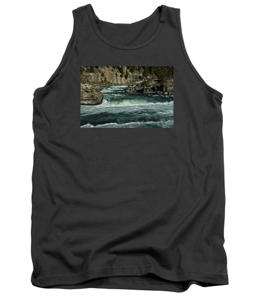 Kootenai Falls, Montana 2 Tank Top