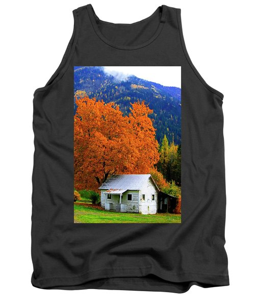 Kootenay Autumn Shed Tank Top