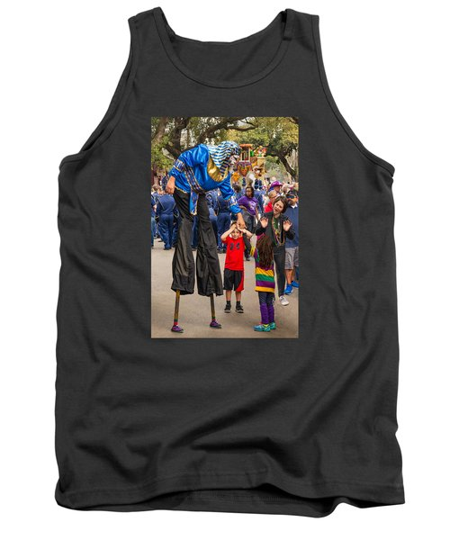 Krewe Of Thoth Greeting Tank Top