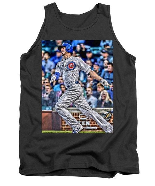 Kris Bryant Chicago Cubs Tank Top