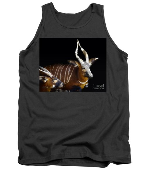 Kudo Resting Tank Top by Melissa Messick
