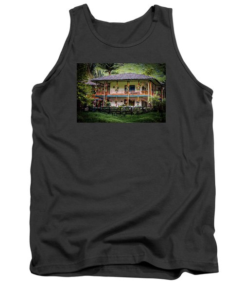 La Finca De Cafe - The Coffee Farm Tank Top