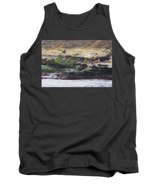 La Jolla Sea Lions Tank Top