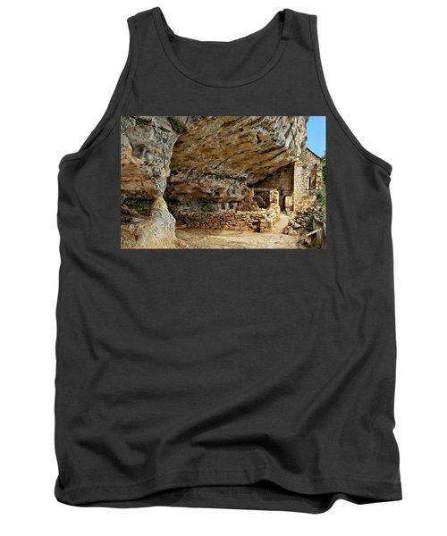 La Madeleine Ruins Tank Top