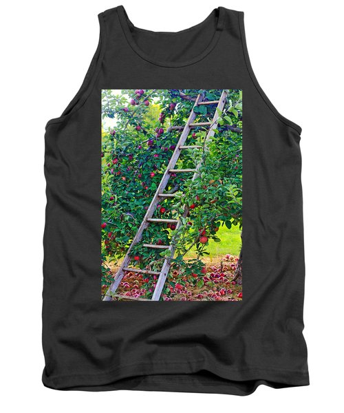 Ladder To The Top Tank Top