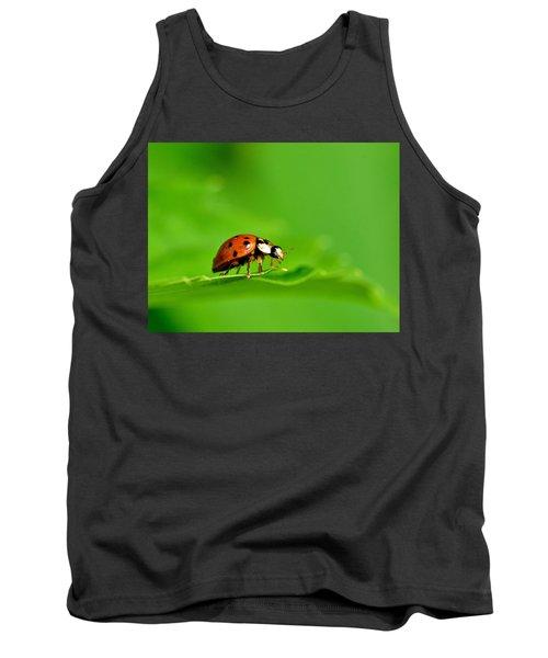 Lady Bug Tank Top