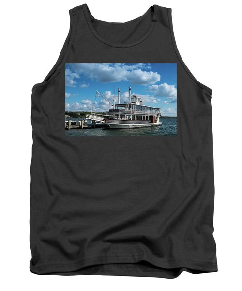 Lady Of The Lake Wisconsin Tank Top