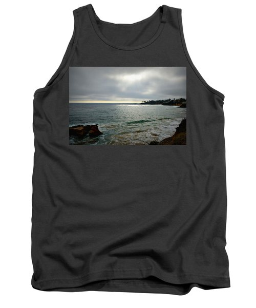 Laguna Beach Sunset Tank Top