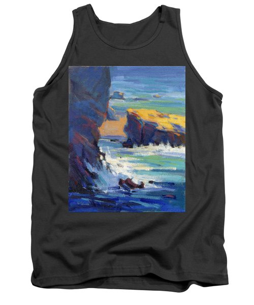 Laguna Rocks Tank Top