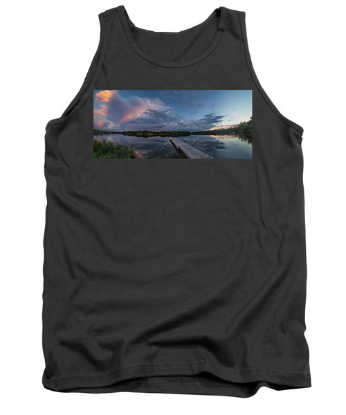 Lake Alvin Supercell Tank Top