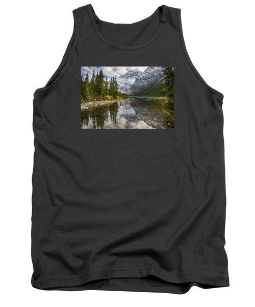 Lake Cavell Tank Top by John Gilbert