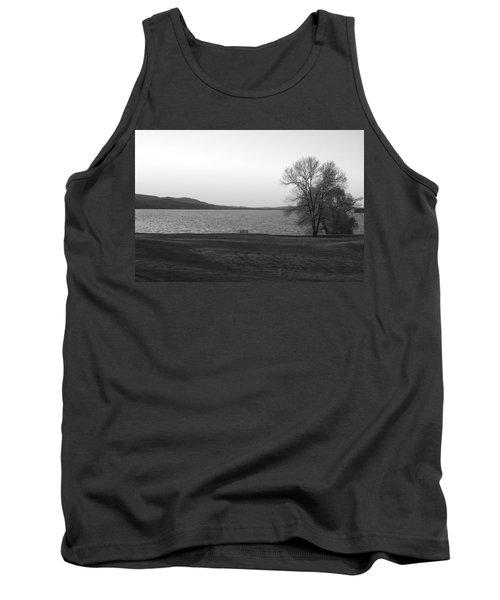 Lake Champlain Tank Top by Henri Irizarri