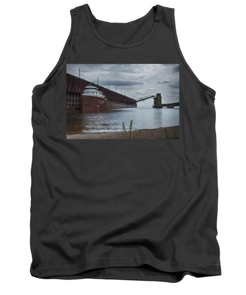 Lake Freighter Tank Top