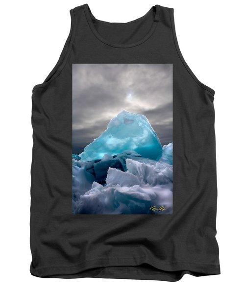 Lake Ice Berg Tank Top