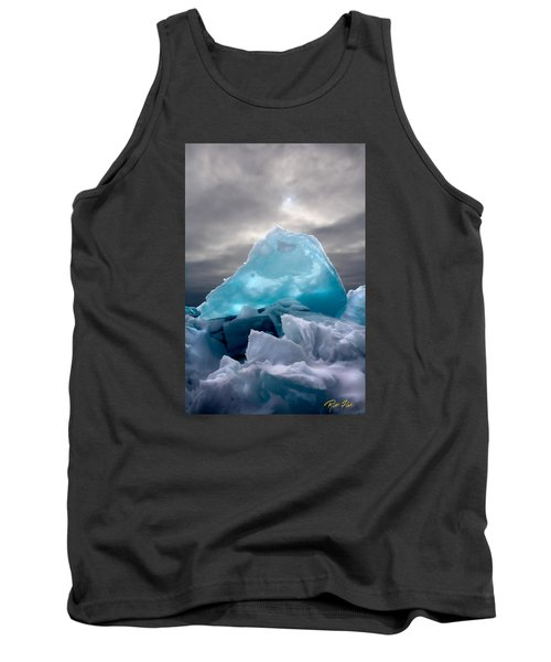 Lake Ice Berg Tank Top