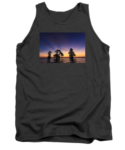 Lake Istokpoga Sunrise Tank Top