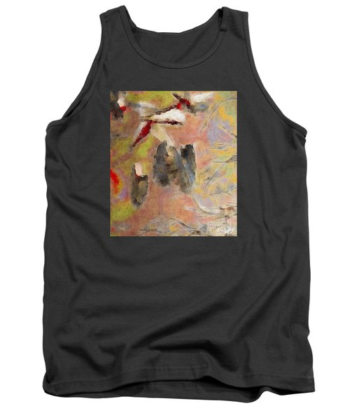 Tank Top featuring the photograph Lake Life by William Wyckoff