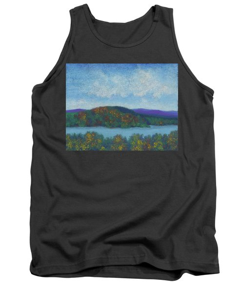 Lake Mahkeenac Tank Top