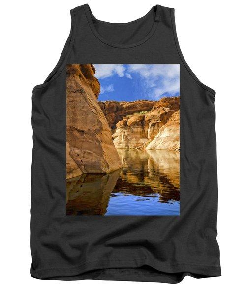 Lake Powell Stillness Tank Top