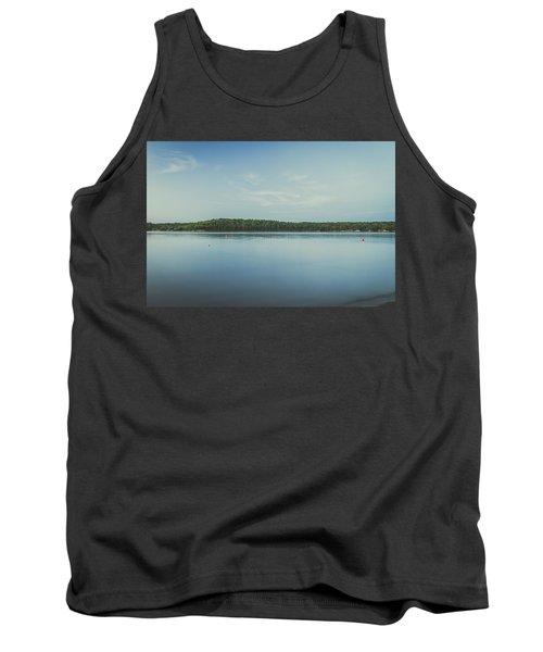 Lake Scene Tank Top by Scott Meyer