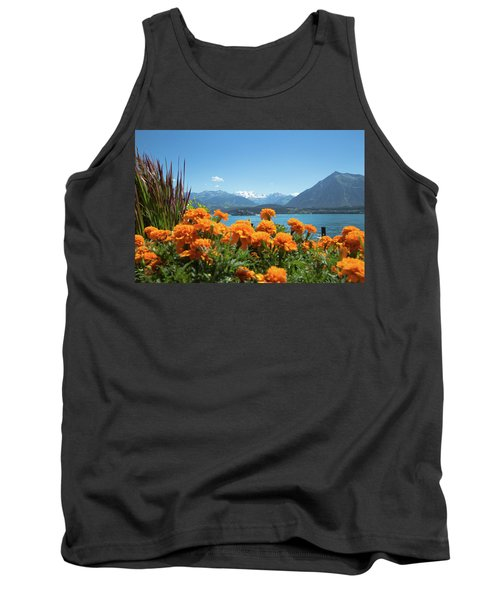 Lake Thunersee Tank Top