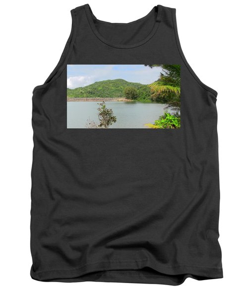 Lake View Tank Top