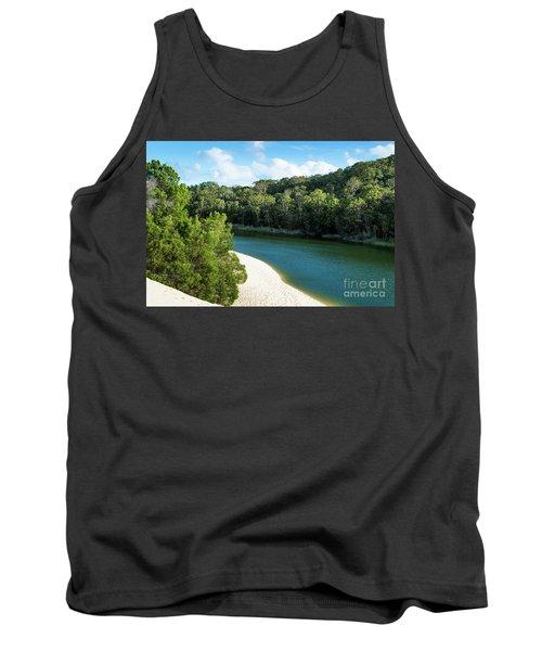 Lake Wabby Tank Top