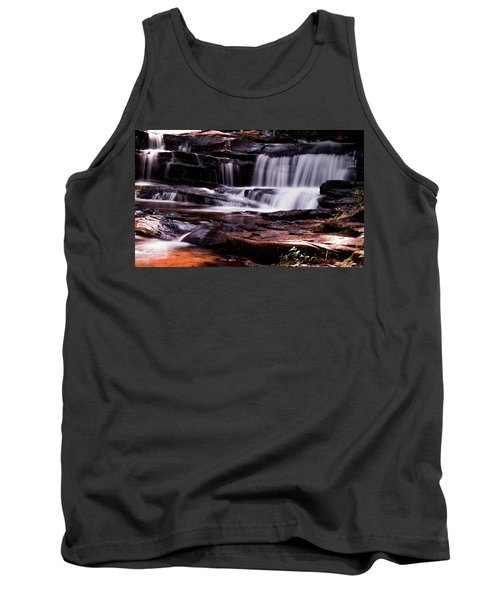Lake Waterfall Tank Top
