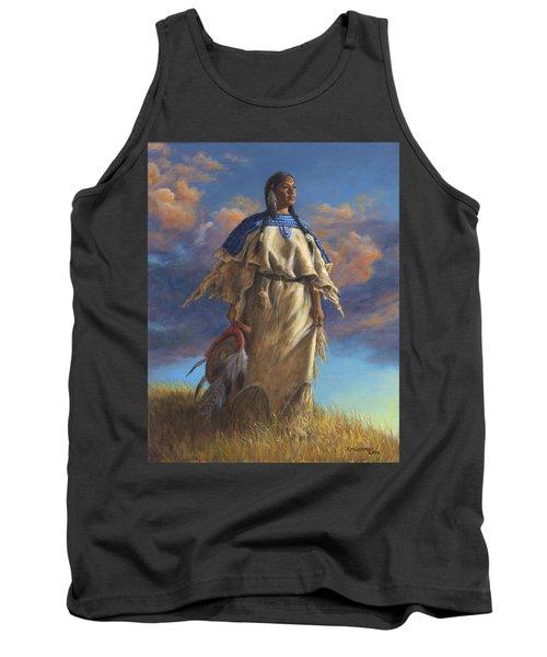 Lakota Woman Tank Top