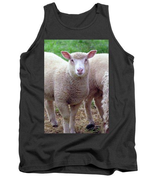Lamb Tank Top