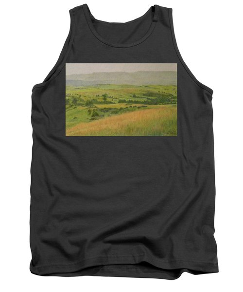 Land Of Grass Tank Top