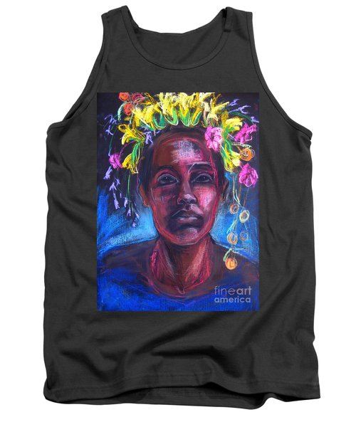 Land Of Plenty Tank Top
