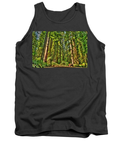 Land Of The Giants Tank Top