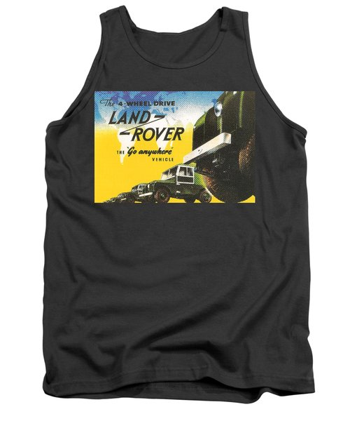 Land Rover Tank Top