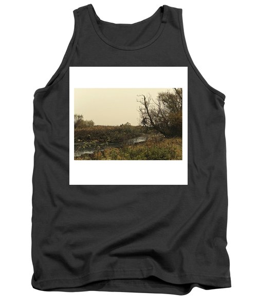#landscape #stausee #mothernature #tree Tank Top