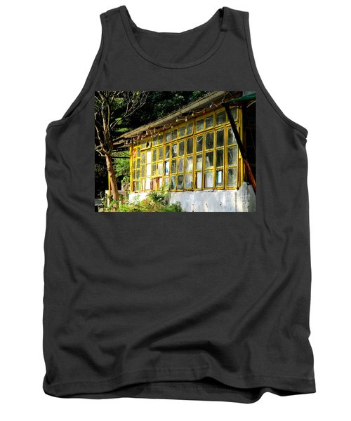 Tank Top featuring the photograph Lantau Island 46 by Randall Weidner