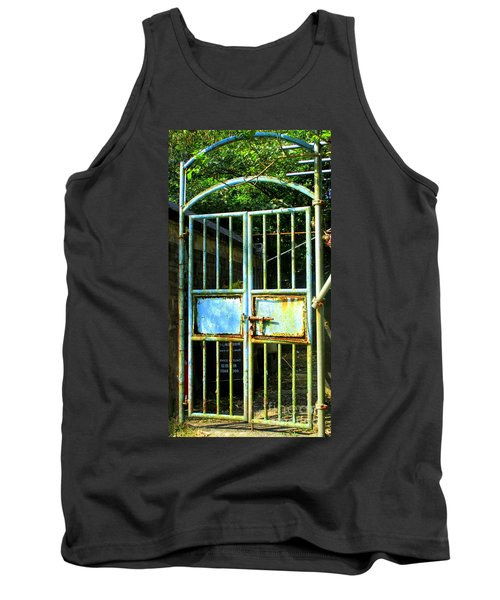 Tank Top featuring the photograph Lantau Island 48 by Randall Weidner