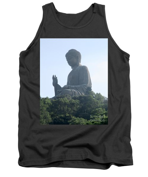 Tank Top featuring the photograph Lantau Island 50 by Randall Weidner