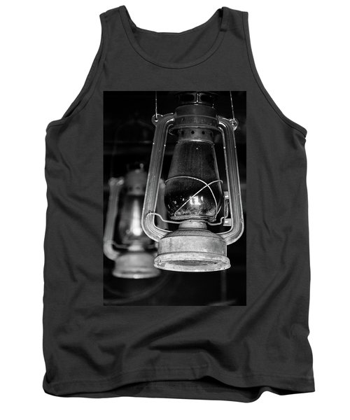 Lanterns Tank Top by Jay Stockhaus
